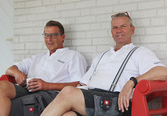 Jan Schiffer und Stefan Tedt